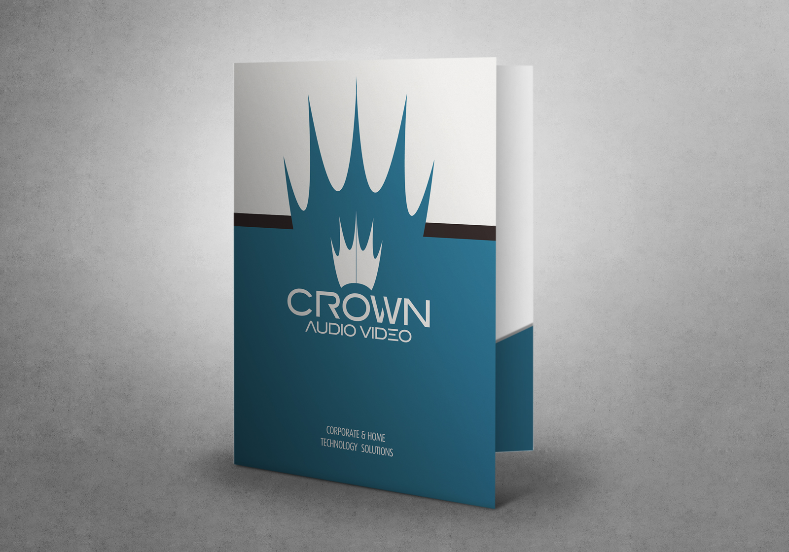 case study crown av folder