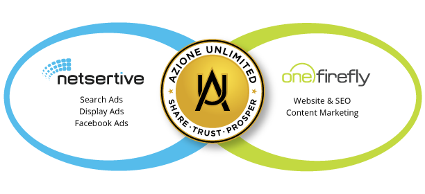 Azione Unlimited Partners with One Firefly and Netsertive to Offer Exclusive Integrated Marketing Packages to Its Dealers