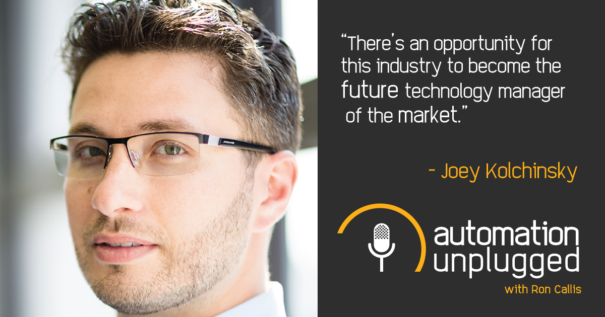Watch Episode #35: An Industry Q&A with Joey Kolchinsky