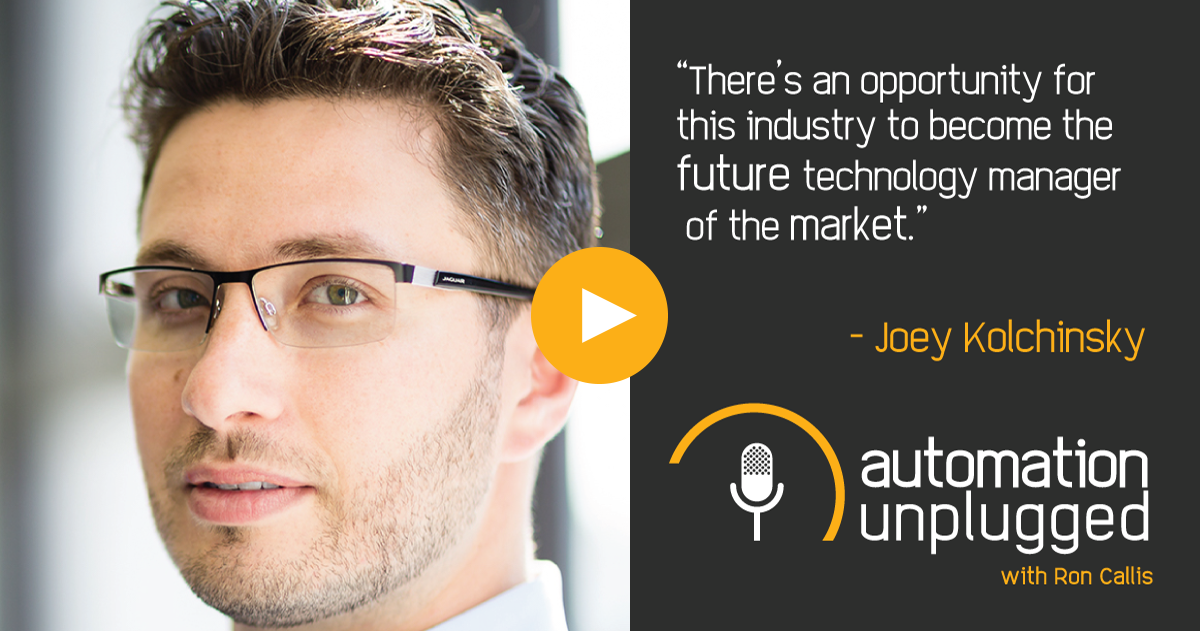 Home Automation Podcast Episode #35: An Industry Q&A With Joey Kolchinsky