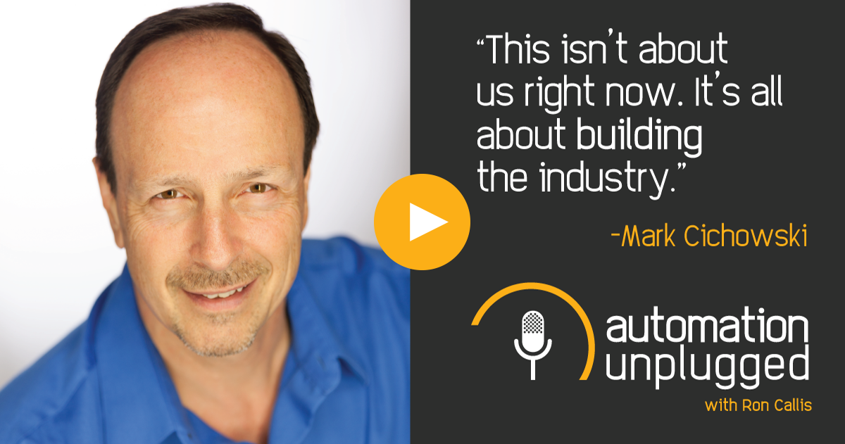 Home Automation Podcast Episode #39: An Industry Q&A With Mark Cichowski