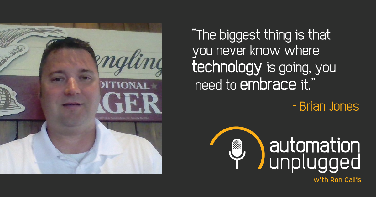 Watch Episode #43: An Industry Q&A with Brian Jones