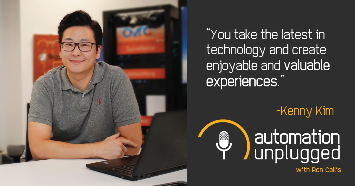 Home Automation Podcast Episode #46: An Industry Q&A With Kenny Kim