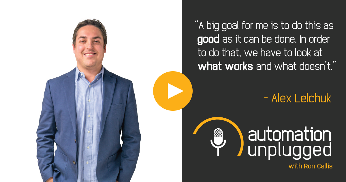 Home Automation Podcast Episode #24: An Industry Q&A With Alex Lelchuk