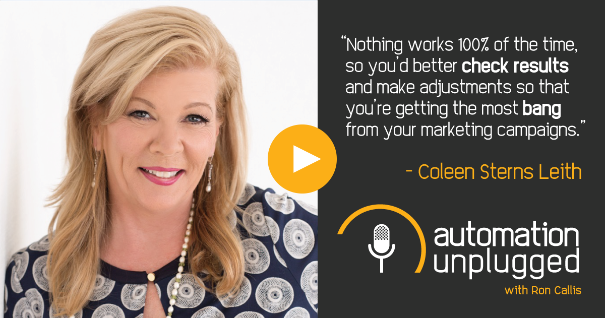 Home Automation Podcast Episode #26: An Industry Q&A With Coleen Sterns Leith