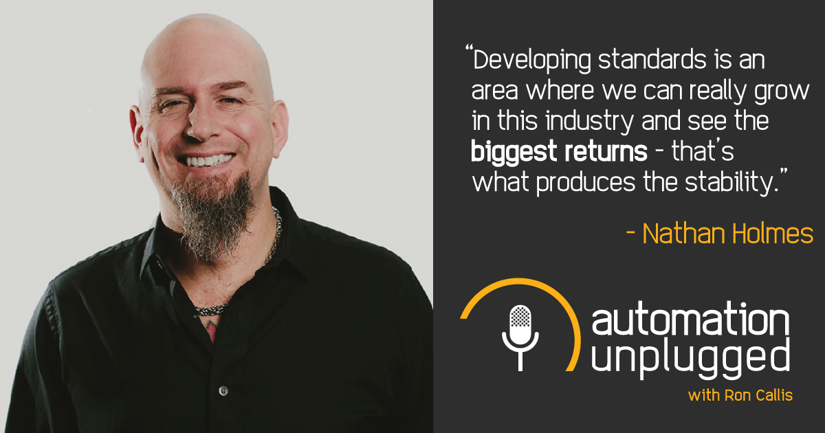Home Automation Podcast Episode #2: An Industry Q&A With Nathan Holmes