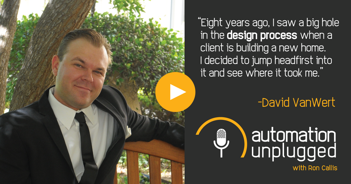 Home Automation Podcast Episode #31: An Industry Q&A With David VanWert