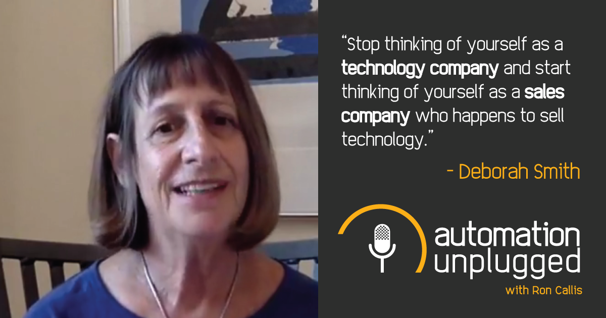 Watch Episode #14: an Industry Q&A Session with Deborah Smith