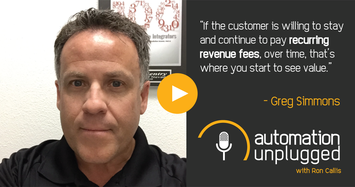 Home Automation Podcast Episode #12: An Industry Q&A With Greg Simmons