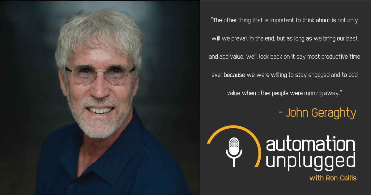 Home Automation Podcast Episode #103: An Industry Q&A With John Geraghty