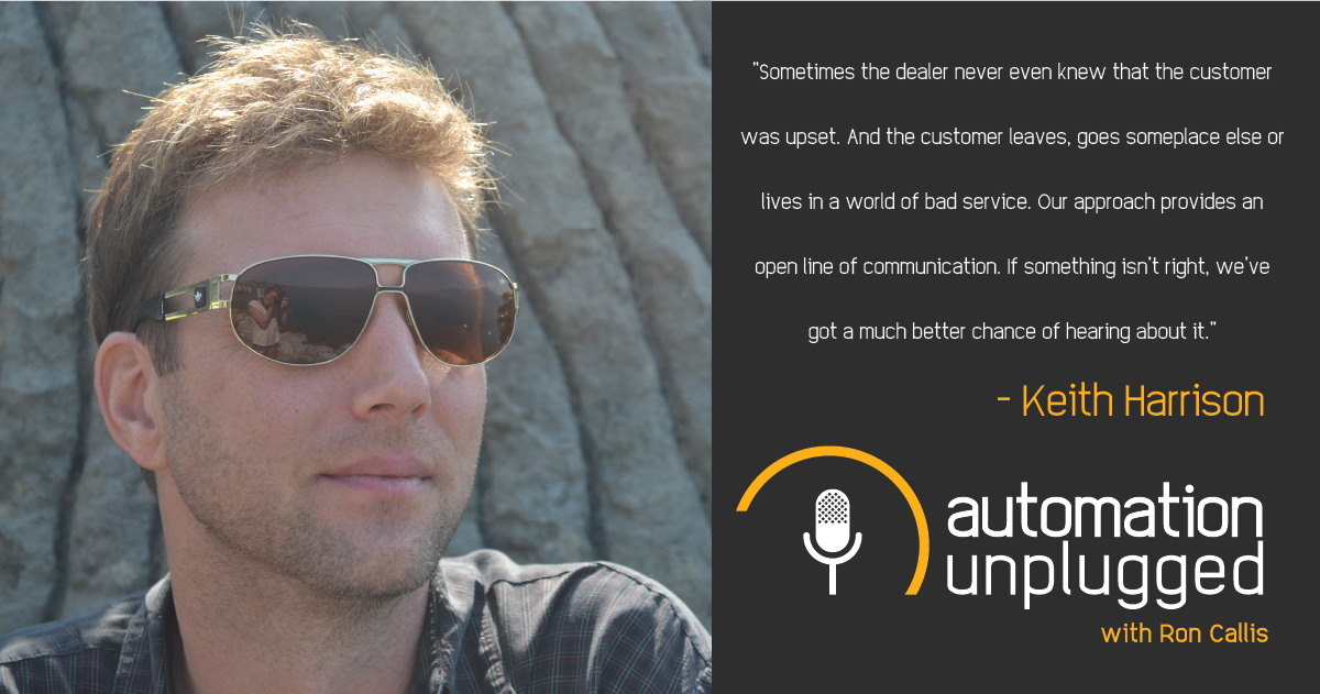 Home Automation Podcast Episode #108: An Industry Q&A With Keith Harrison