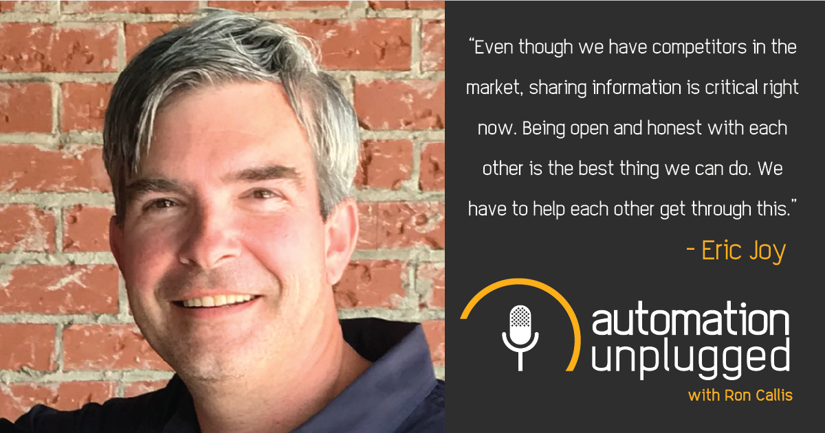 Home Automation Podcast Episode #109: An Industry Q&A With Eric Joy