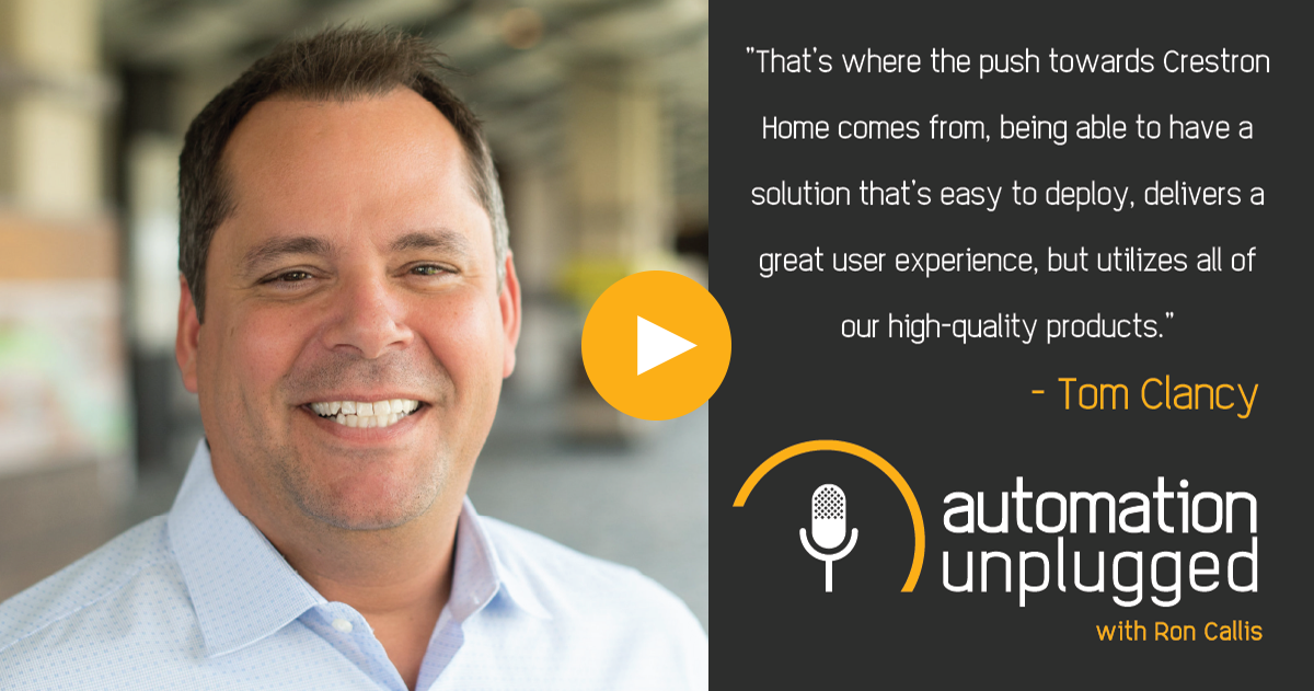 Home Automation Podcast Episode #112: An Industry Q&A With John Clancy