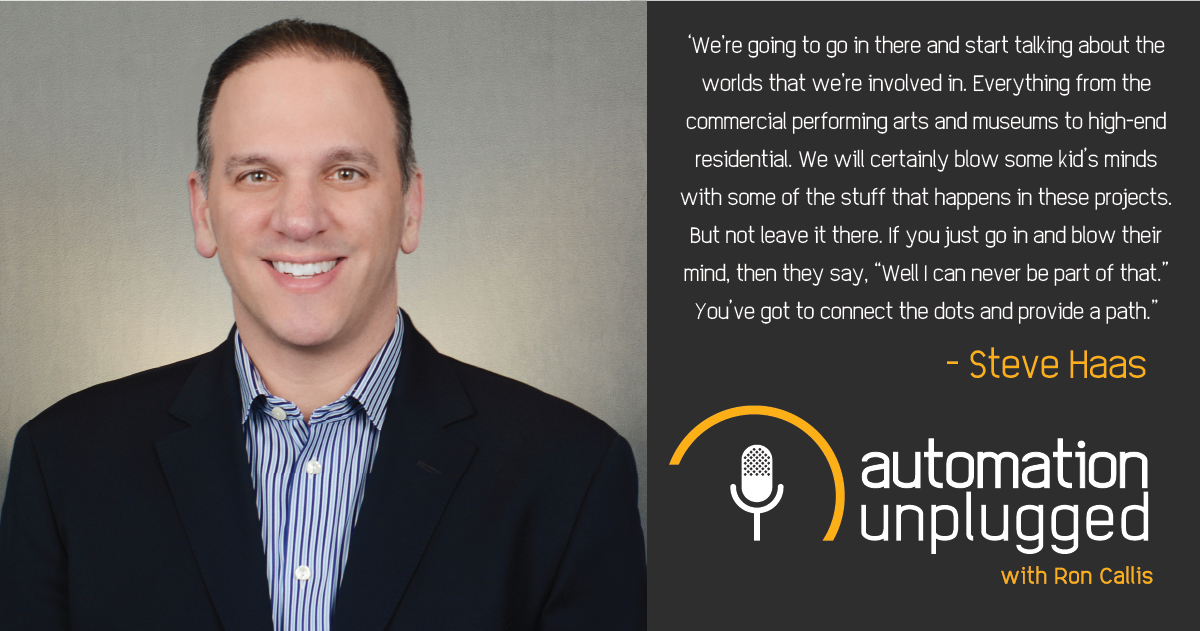 Home Automation Podcast Episode #124: An Industry Q&A With Steve Haas