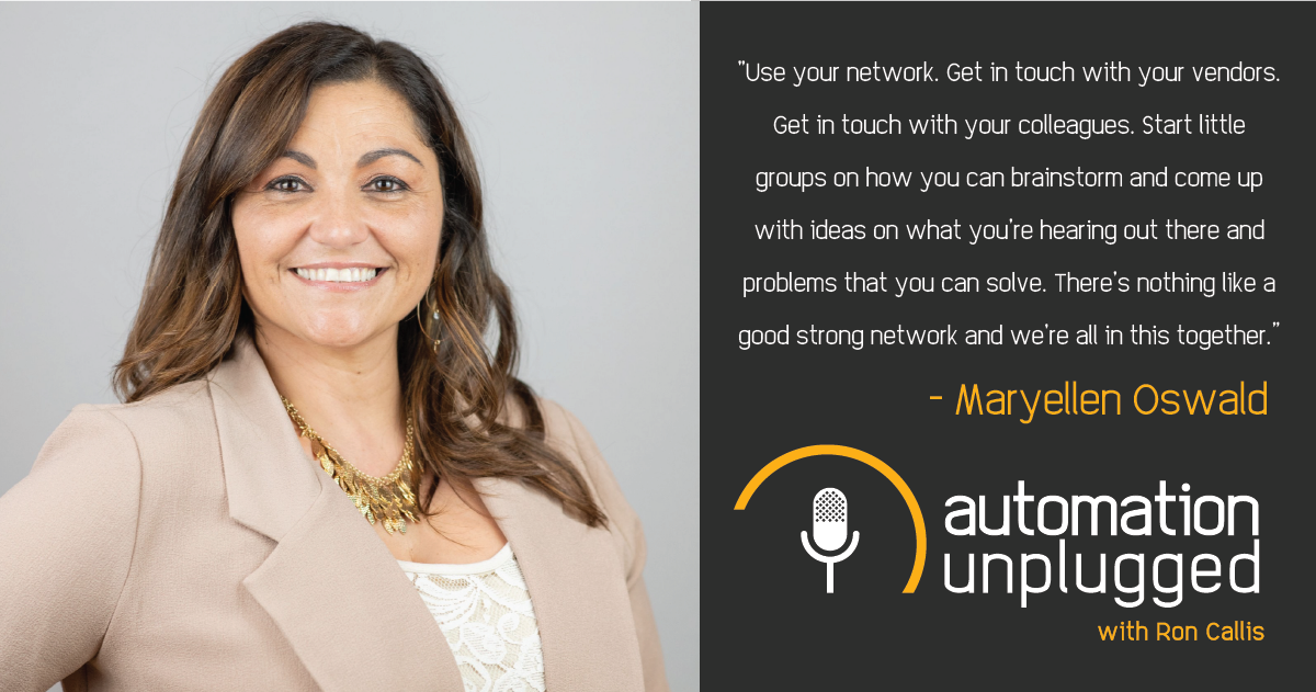 Home Automation Podcast Episode #126: An Industry Q&A With Maryellen Oswald