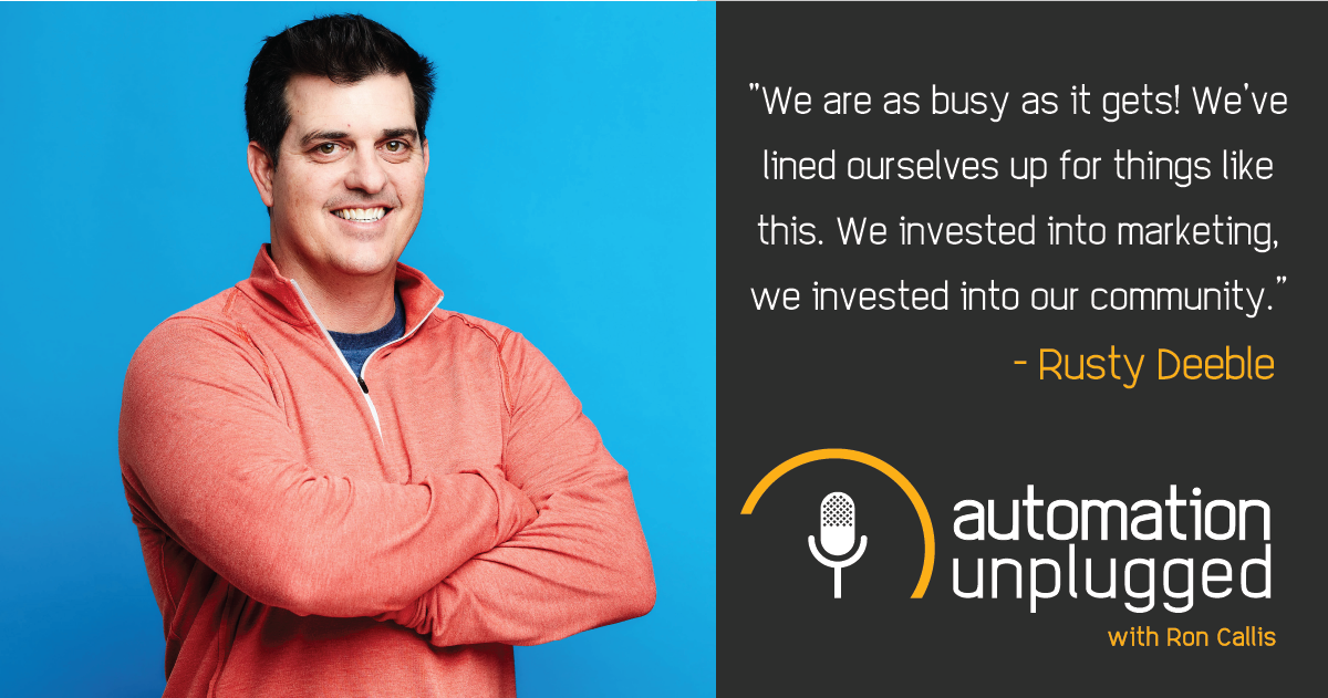Home Automation Podcast Episode #128: An Industry Q&A With Rusty Deeble
