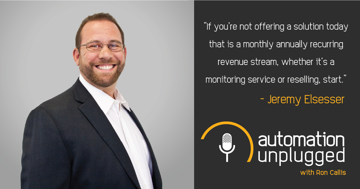 Home Automation Podcast Episode #133: An Industry Q&A With Jeremy Elsesser