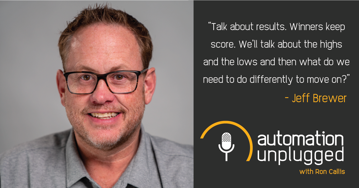 Home Automation Podcast Episode #135: An Industry Q&A With Jeff Brewer