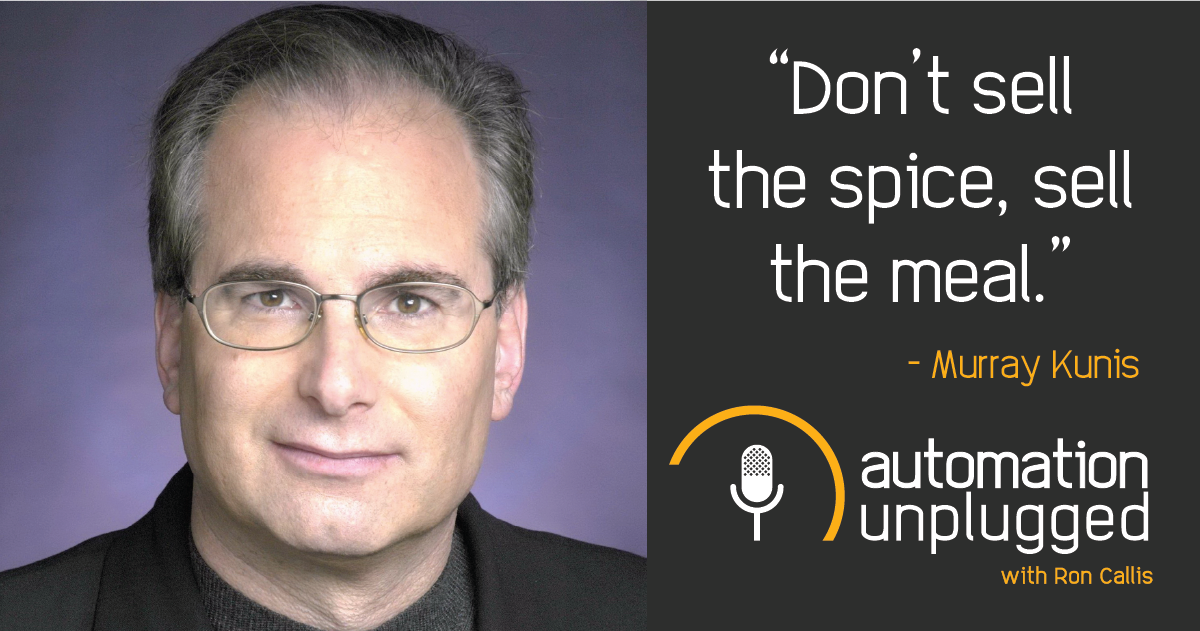 Home Automation Podcast Episode #138: An Industry Q&A With Murray Kunis