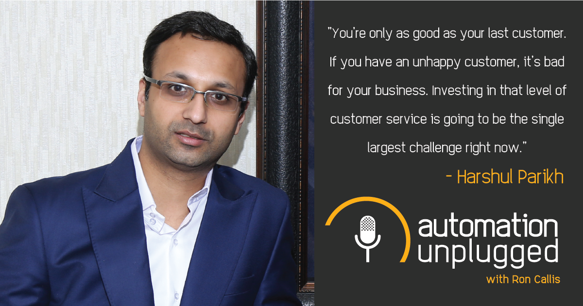 Home Automation Podcast Episode #141: An Industry Q&A With Harshul Parikh