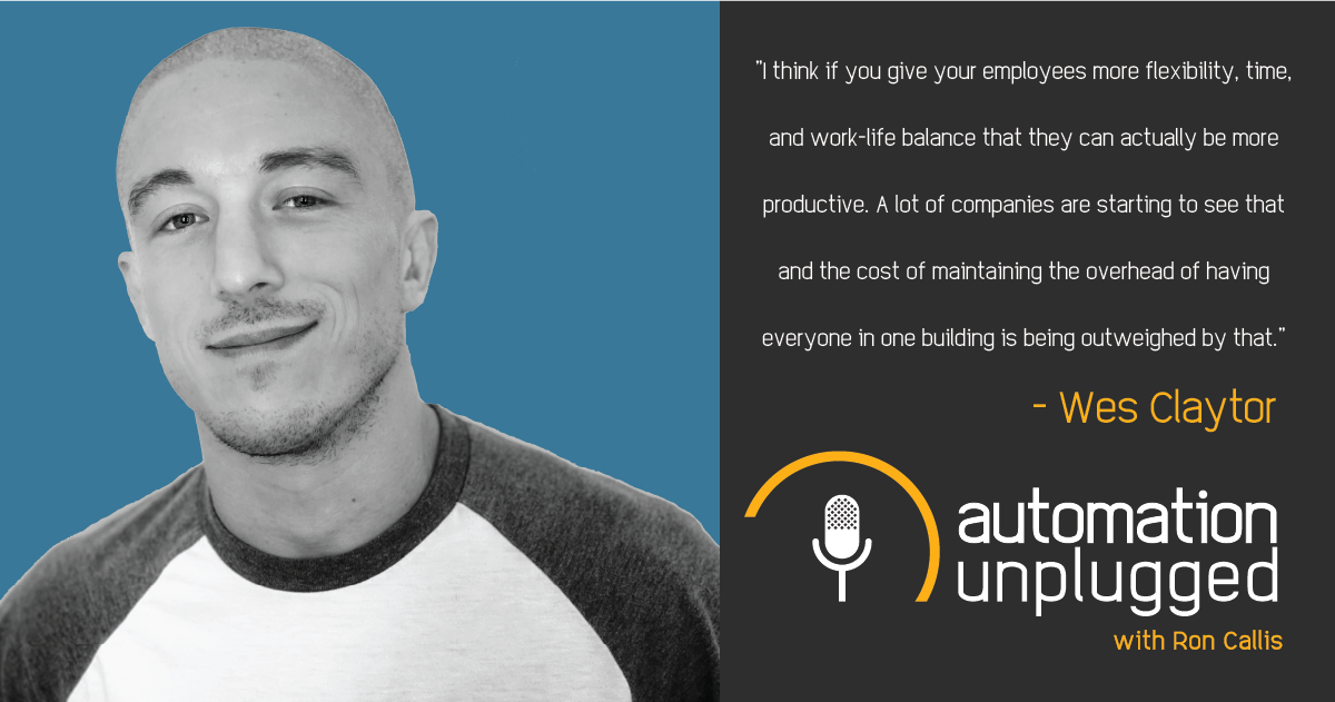 Home Automation Podcast Episode #149: An Industry Q&A With Wes Claytor