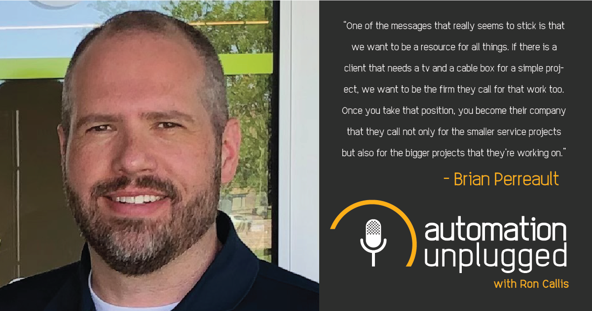 Home Automation Podcast Episode #150: An Industry Q&A With Brian Perreault