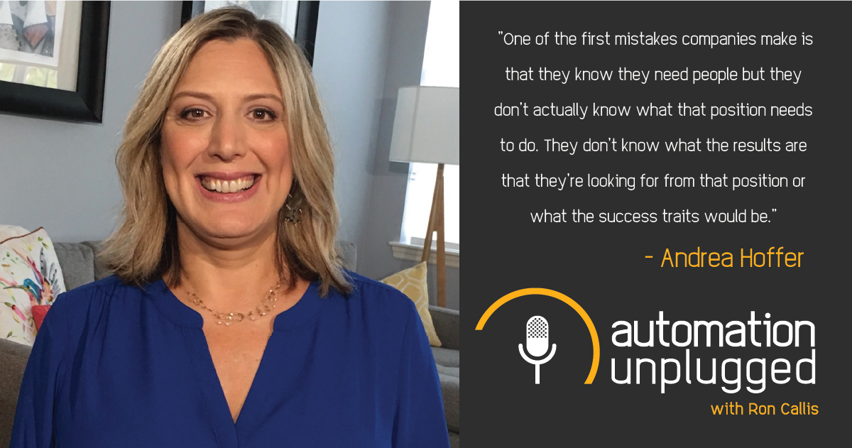 Home Automation Podcast Episode #153: An Industry Q&A With Andrea Hoffer