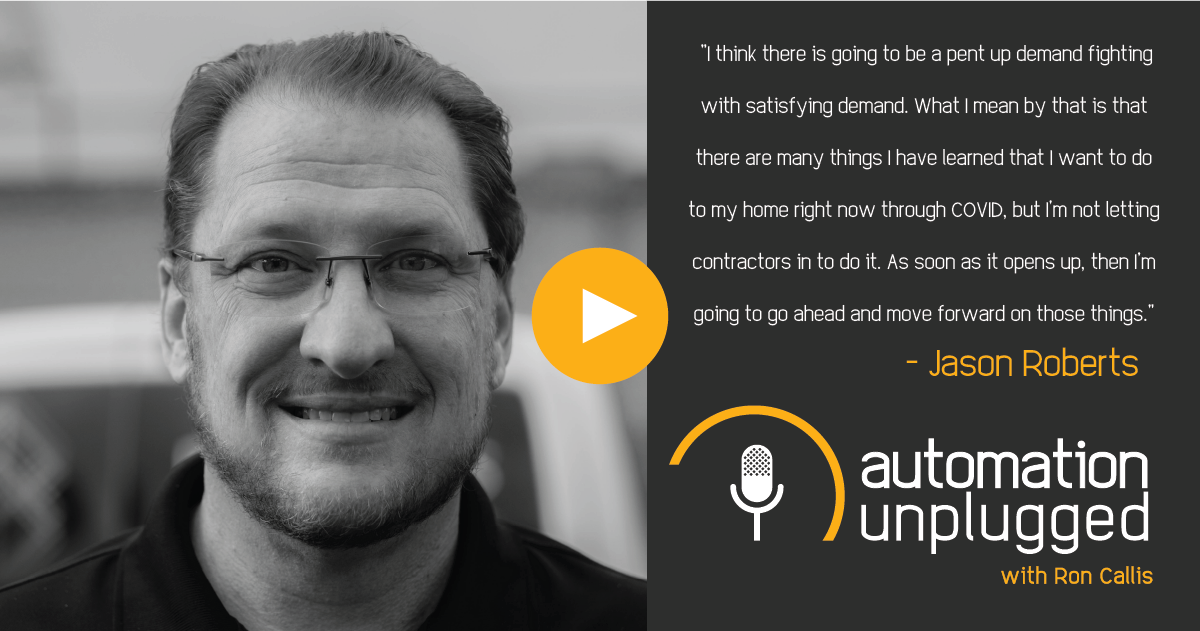 Home Automation Podcast Episode #154: An Industry Q&A With Jason Roberts