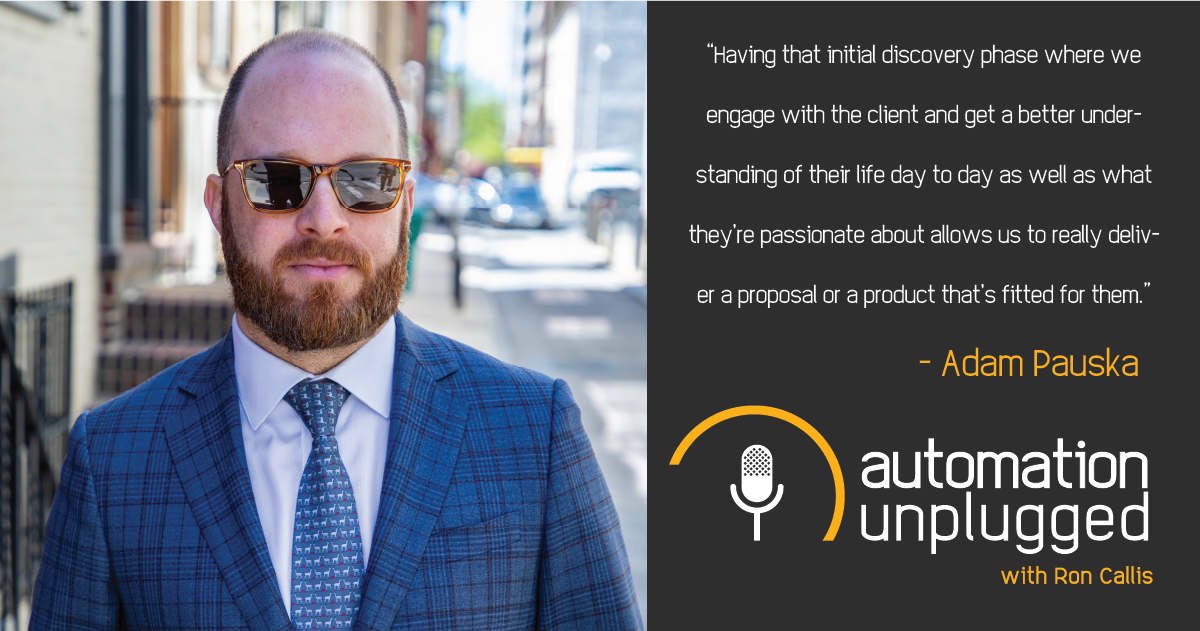 Home Automation Podcast Episode #155: An Industry Q&A With Adam Pauska