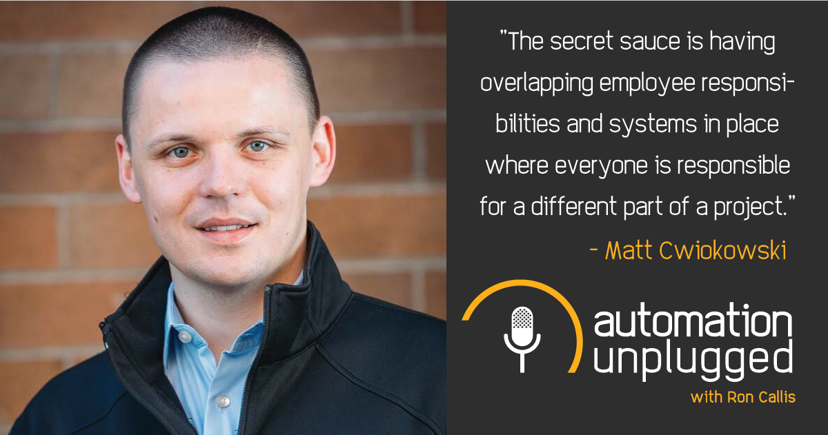 Home Automation Podcast Episode #158: An Industry Q&A With Matt Cwiokowski