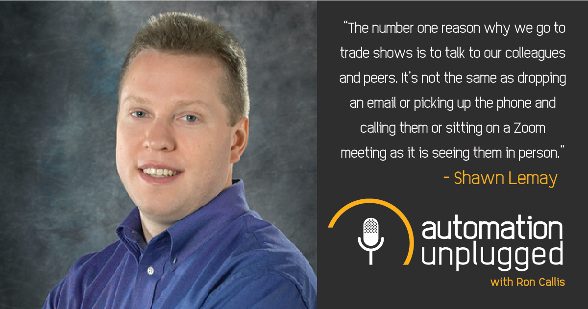 Home Automation Podcast Episode #159: An Industry Q&A With Shawn Lemay