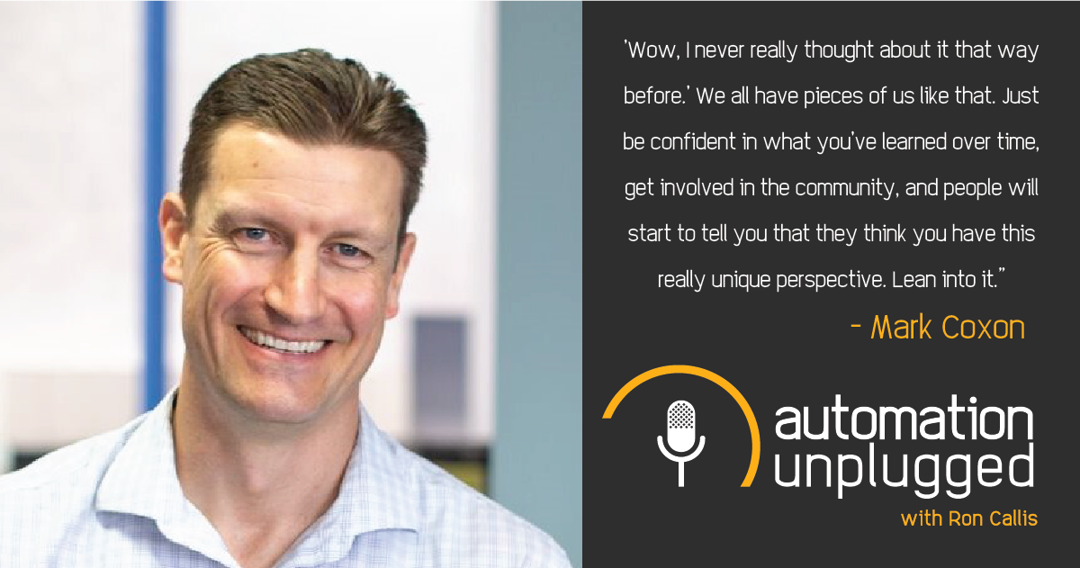 Home Automation Podcast Episode #160: An Industry Q&A With Mark Coxon