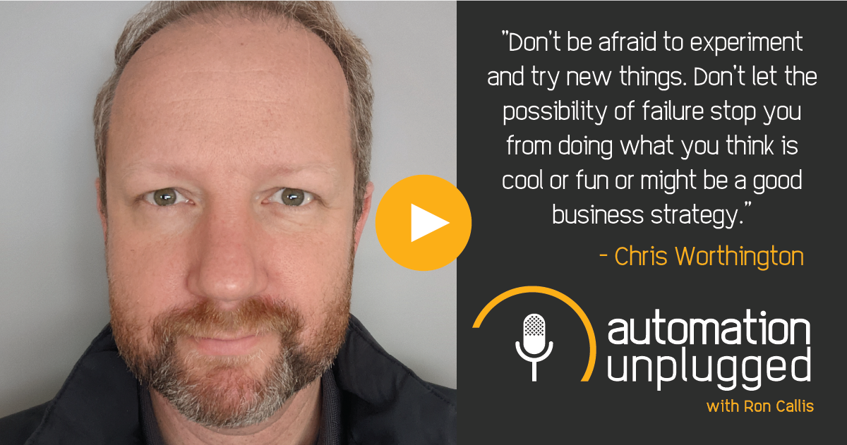 Home Automation Podcast Episode #161: An Industry Q&A With Chris Worthington