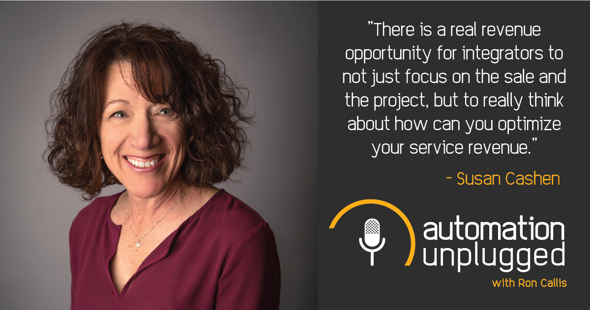 Home Automation Podcast Episode #164: An Industry Q&A With Susan Cashen