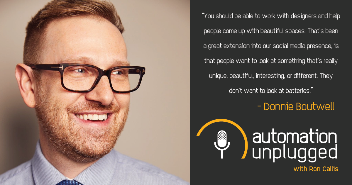 Home Automation Podcast Episode #172: An Industry Q&A With Donnie Boutwell