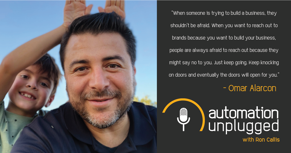 Home Automation Podcast Episode #174: An Industry Q&A With Omar Alarcon