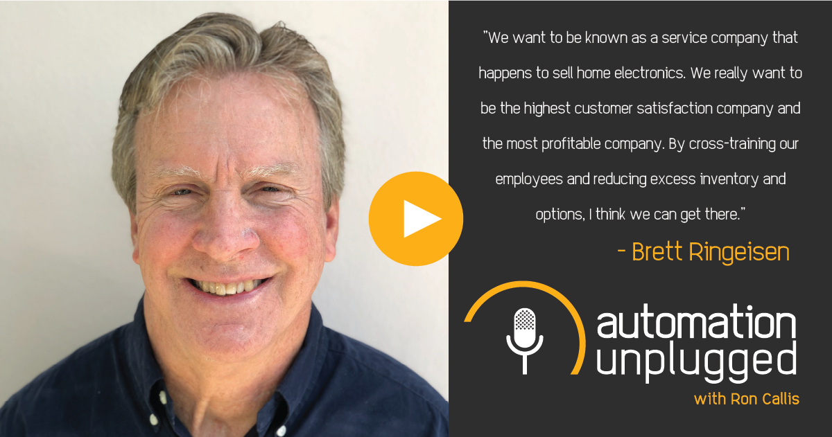 Home Automation Podcast Episode #177: An Industry Q&A With Brett Ringeisen