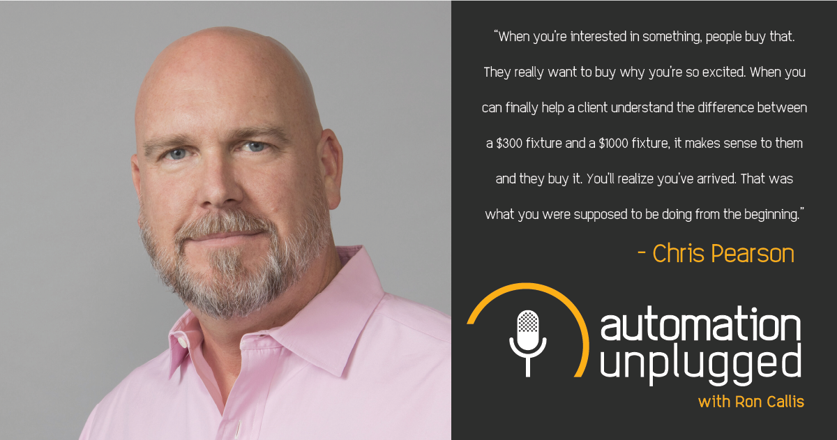 Home Automation Podcast Episode #178: An Industry Q&A With Chris Pearson