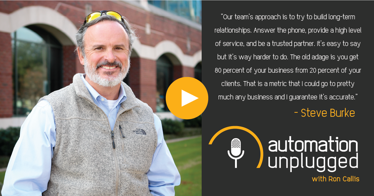 Home Automation Podcast Episode #180: An Industry Q&A With Steve Burke