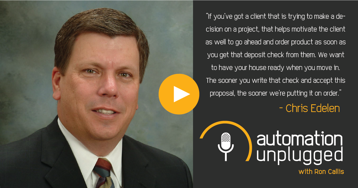Home Automation Podcast Episode #183: An Industry Q&A With Chris Edelen