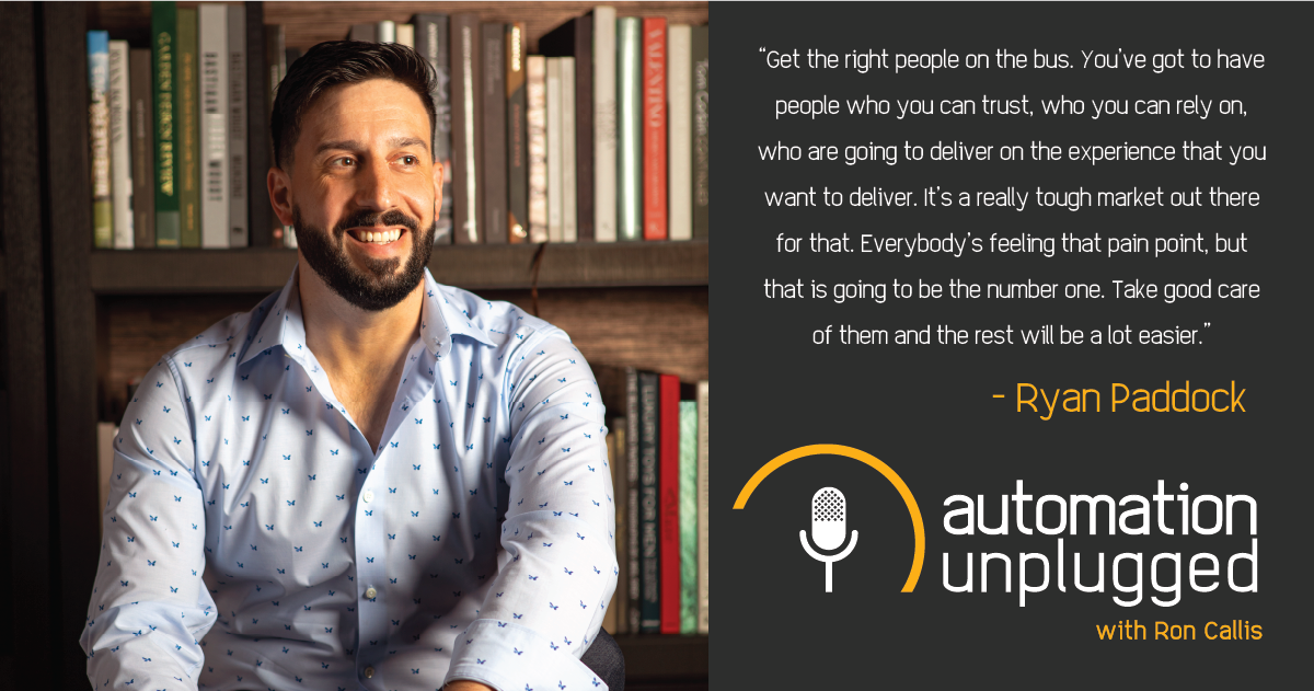 Home Automation Podcast Episode #185: An Industry Q&A With Ryan Paddock
