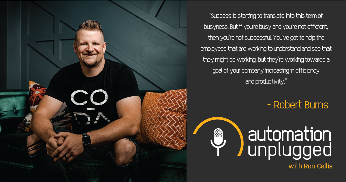 Home Automation Podcast Episode #189: An Industry Q&A With Robert Burns