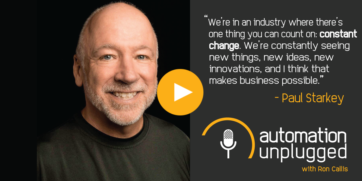 Home Automation Podcast Episode #1: An Industry Q&A With Paul Starkey
