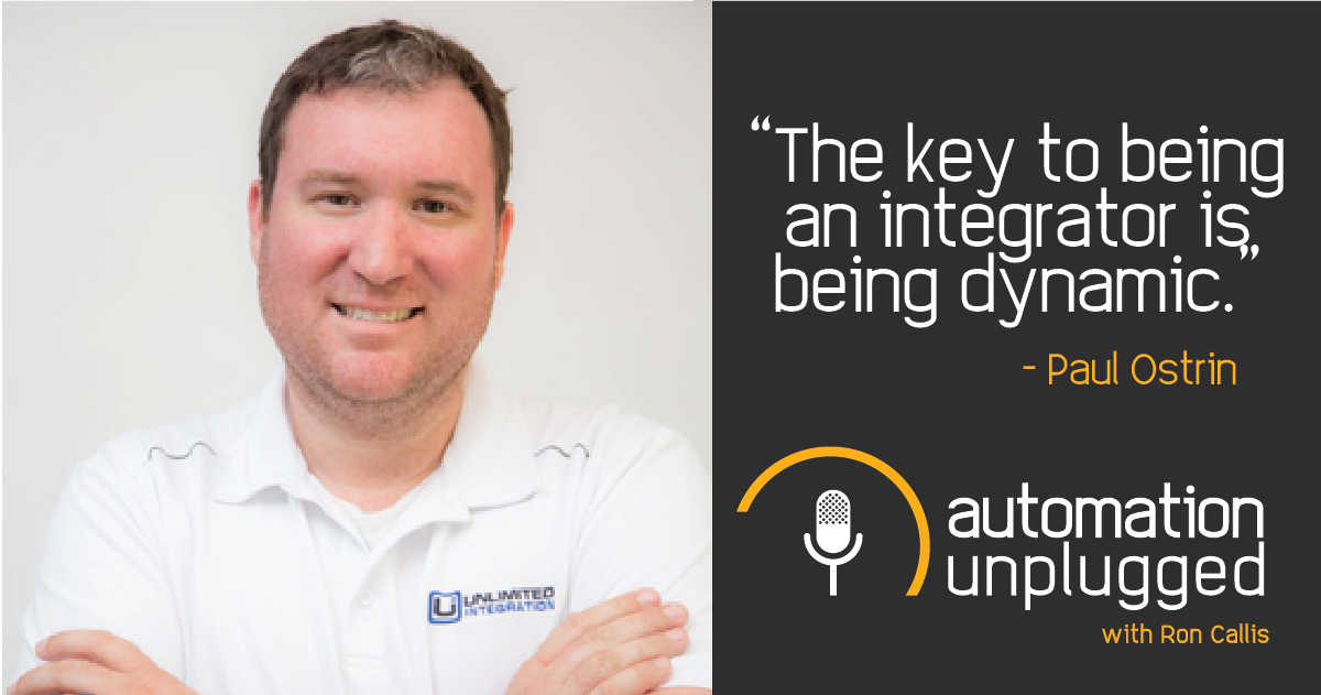Home Automation Podcast Episode #64: An Industry Q&A With Paul Ostrin