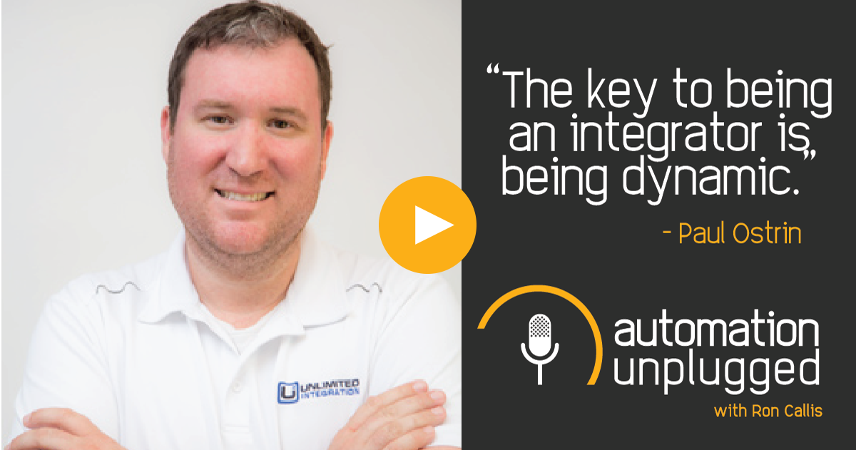Watch Episode #64: An Industry Q&A with Paul Ostrin