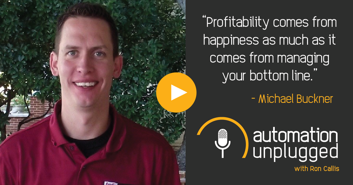 Watch Episode #68: An Industry Q&A with Michael Buckner