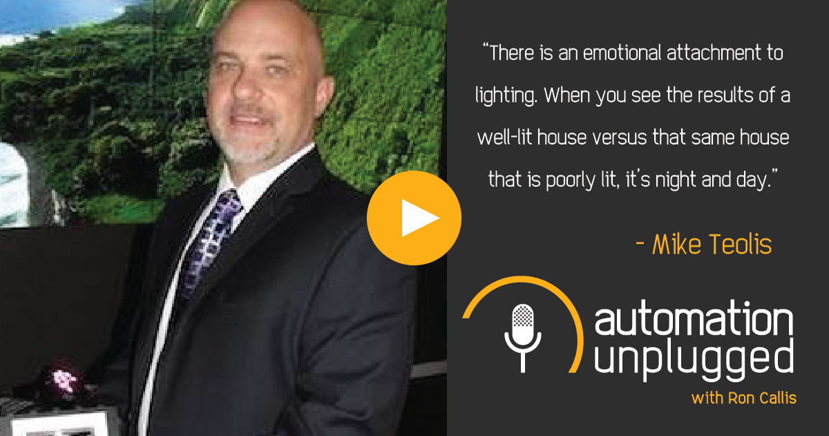 Home Automation Podcast Episode #72: An Industry Q&A With Mike Teolis