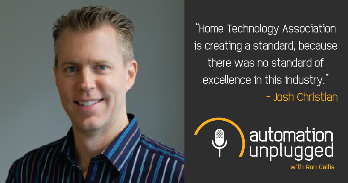 Home Automation Podcast Episode #78: An Industry Q&A With Josh Christian