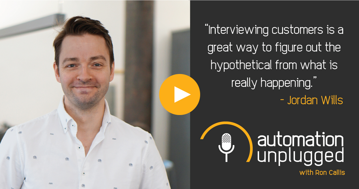 Home Automation Podcast Episode #79: An Industry Q&A With Jordan Wills