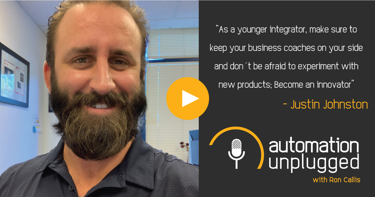 Home Automation Podcast Episode #87: An Industry Q&A With Justin Johnson